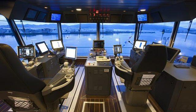 OceanXplorer 1 Charter Yacht - 6