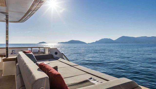 Maria Theresa Charter Yacht - 7