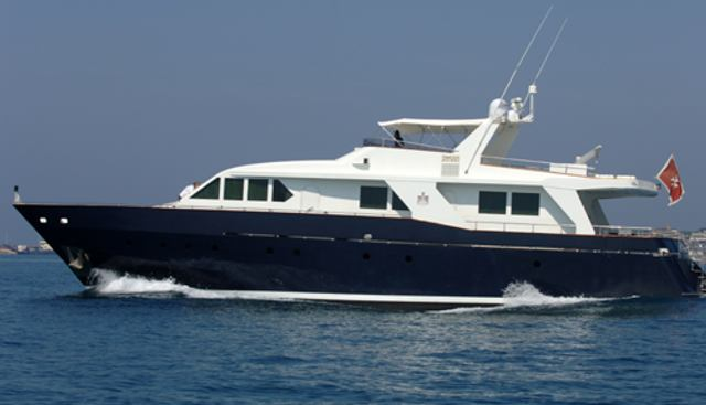 Ia Ora Charter Yacht