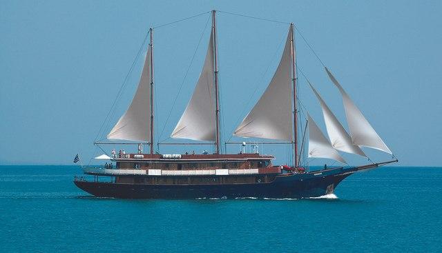 Galileo Charter Yacht - 2