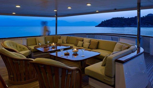Ancallia Charter Yacht - 3