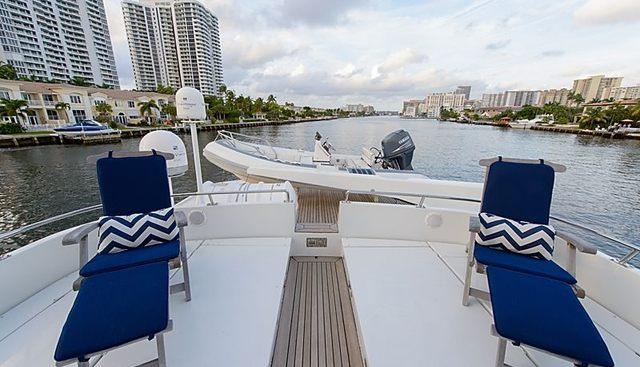 Fat Sheila Charter Yacht - 4