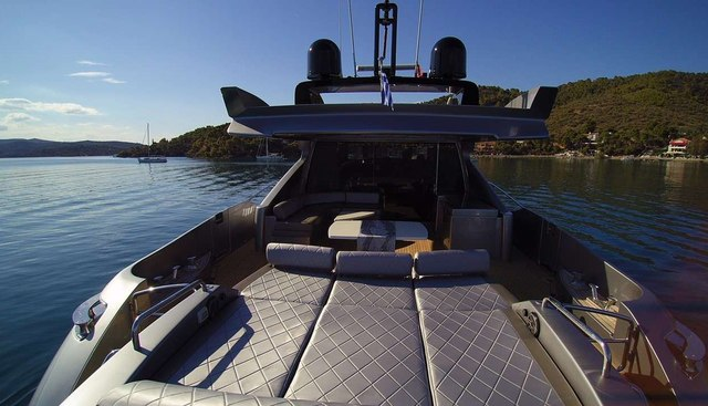 Super Toy Charter Yacht - 3