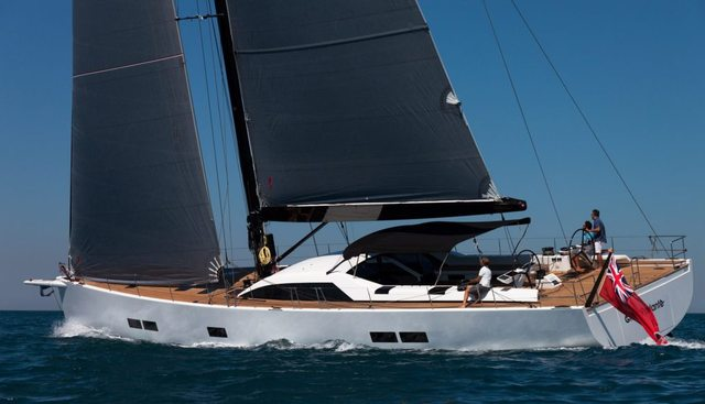 Grillo Parlante Charter Yacht