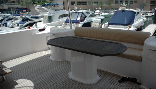 Dubai Marine 85 Charter Yacht - 5