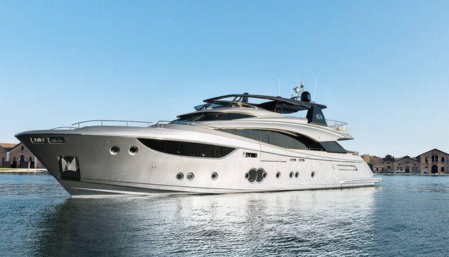 G Charter Yacht