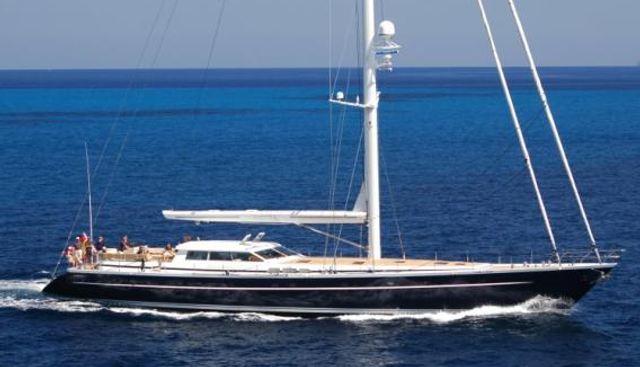 Piaffé 2 Charter Yacht