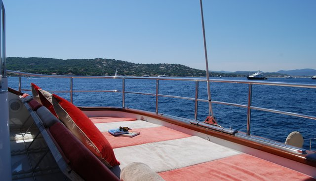 Corto Maltese Charter Yacht - 2