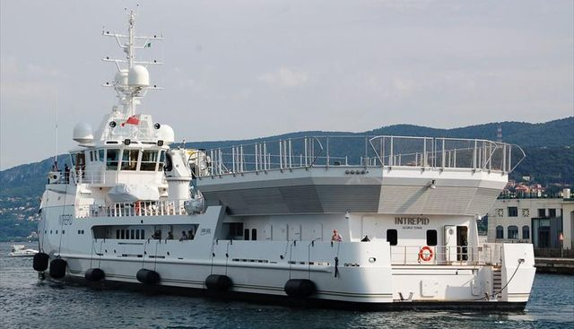 Intrepid Charter Yacht - 3