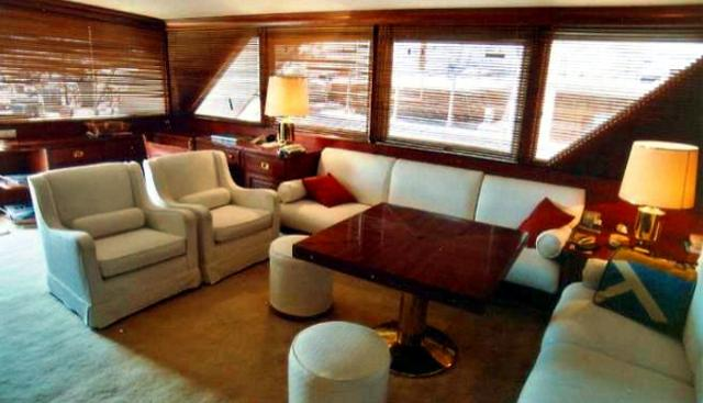 Milagros III Charter Yacht - 4