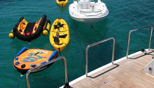 No Shortcuts Charter Yacht - 5