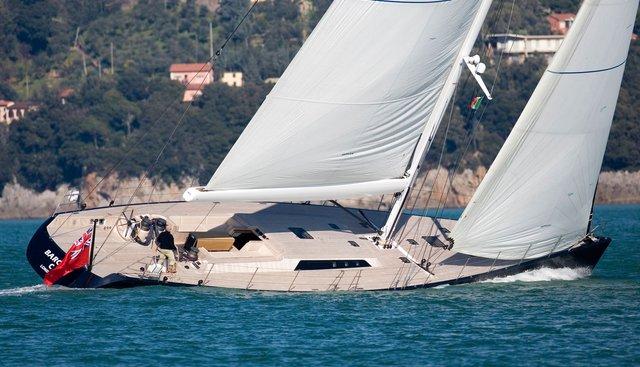 Inti Cube Charter Yacht