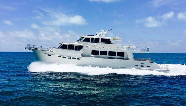 Gracie Charter Yacht