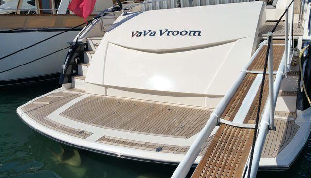 Va Va Vroom Charter Yacht - 3