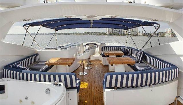 Terraferma Charter Yacht - 3