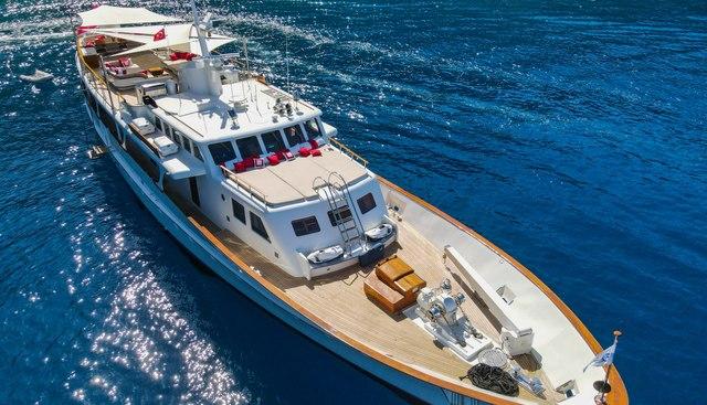 Alhambra Charter Yacht - 2