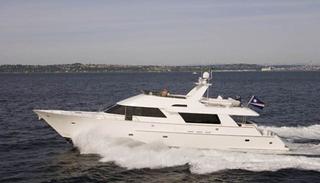 Northcoast 87 MY Charter Yacht