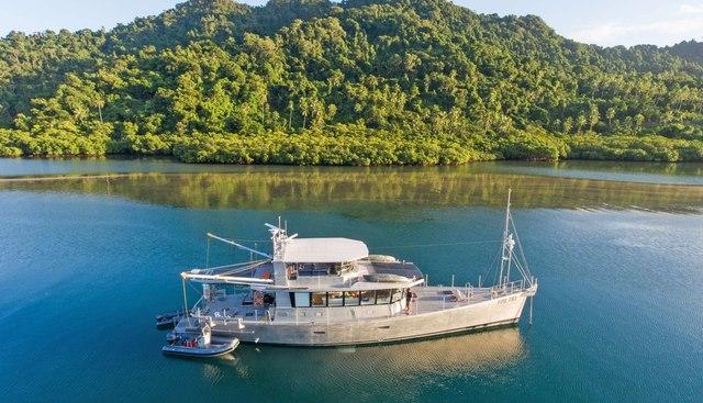 Grey Wolf II Charter Yacht - 2