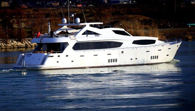 Smyrna Charter Yacht
