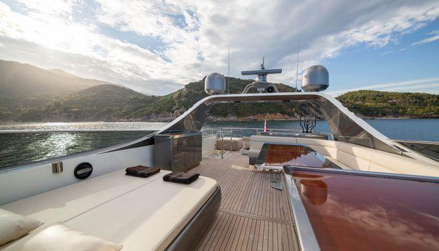 Effe Charter Yacht - 3