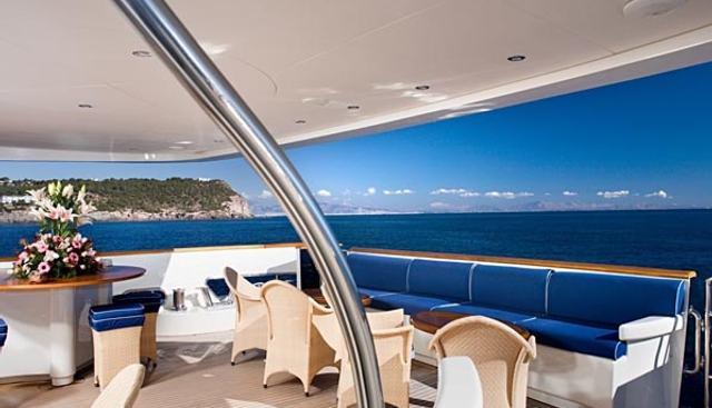 Julie X Charter Yacht - 4