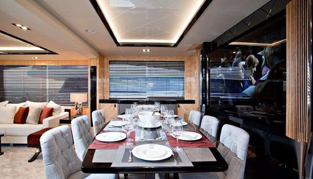 Mystery King Charter Yacht - 4