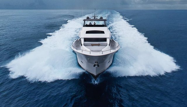 SnowGhost Charter Yacht - 2