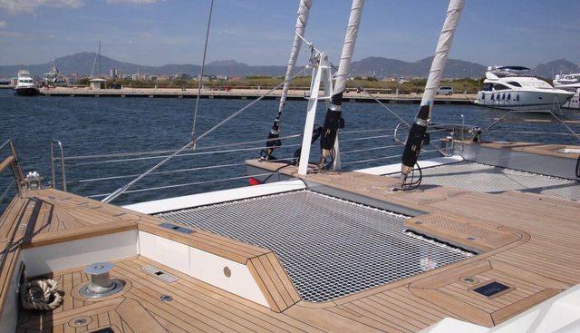 La Stella Del Diavolo Charter Yacht - 4