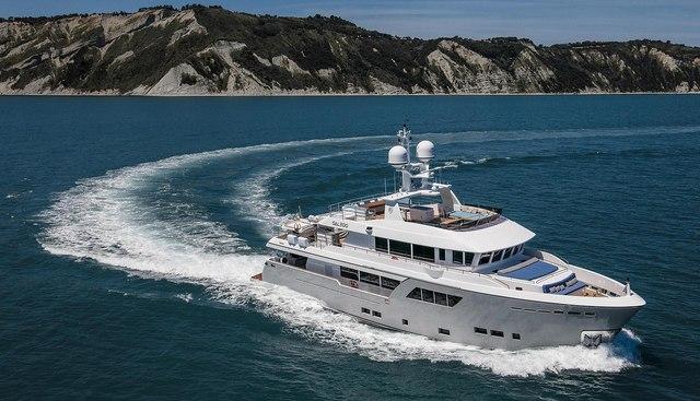 Hvalross Charter Yacht - 3