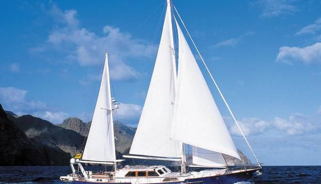 Victoria Estefania Charter Yacht - 2