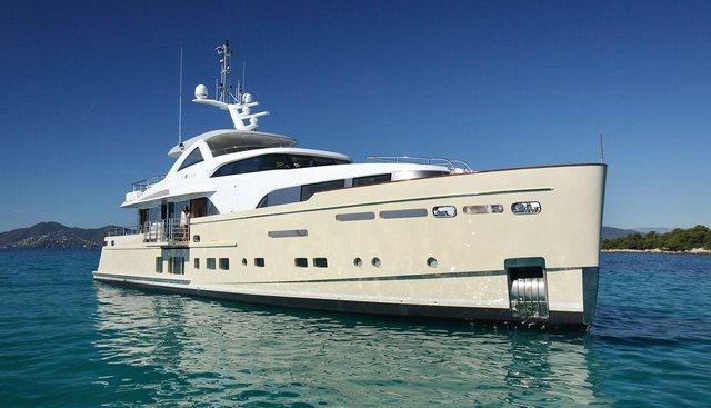 Solis Charter Yacht