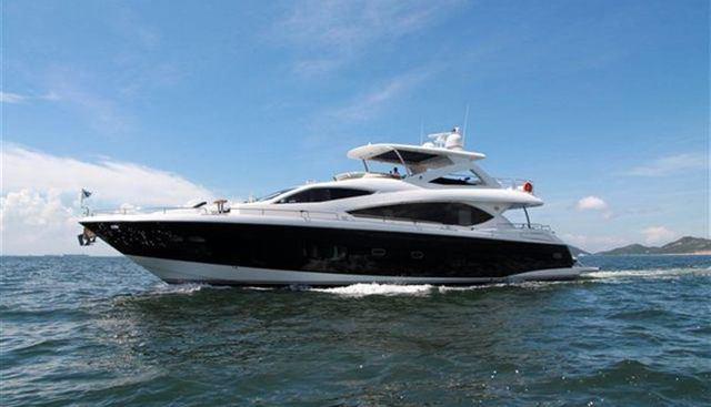 Sunseeker 88 Charter Yacht
