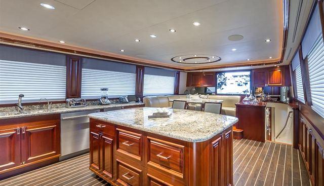 Amazing Grace Charter Yacht - 3