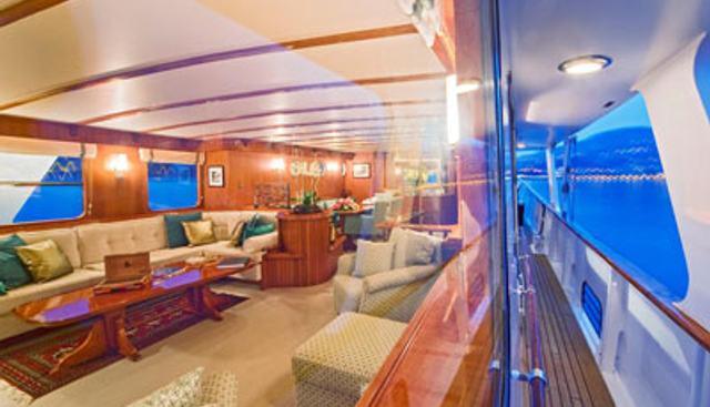 La Fidanzata Charter Yacht - 7