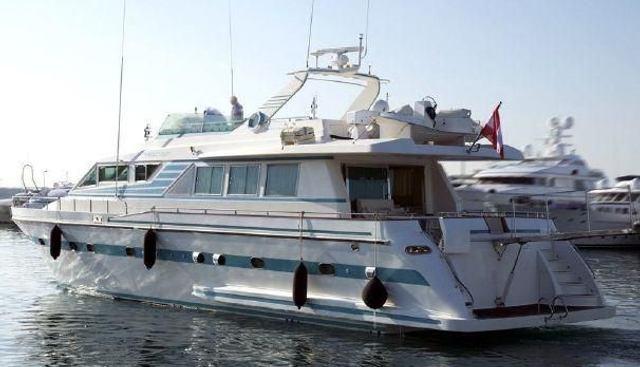 Mr Lucky IV Charter Yacht