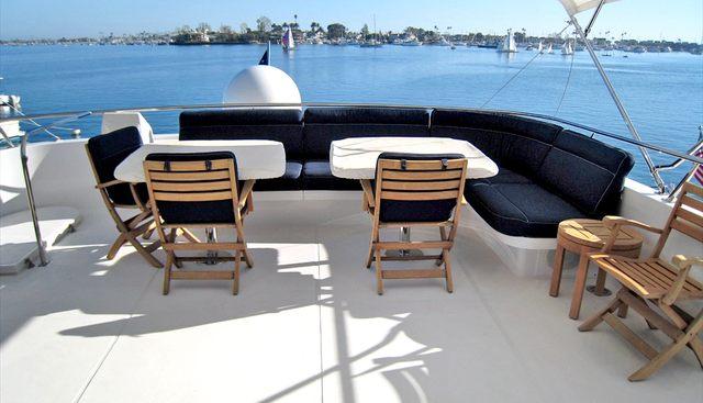 Mr Terrible Charter Yacht - 3