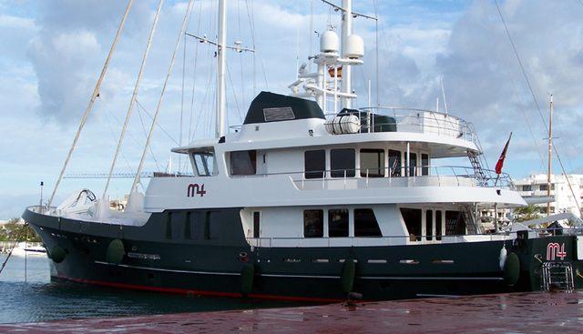M4 Charter Yacht - 2