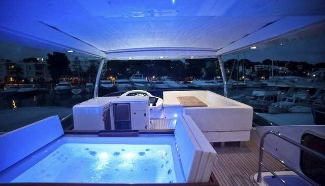 Noah White Charter Yacht - 4