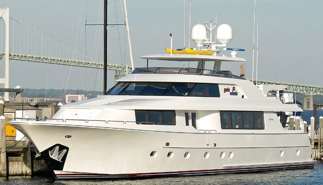 No Shortcuts Charter Yacht - 8