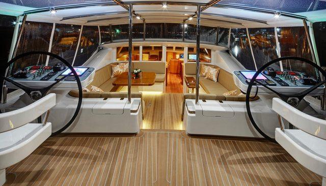 Antares III Charter Yacht - 3