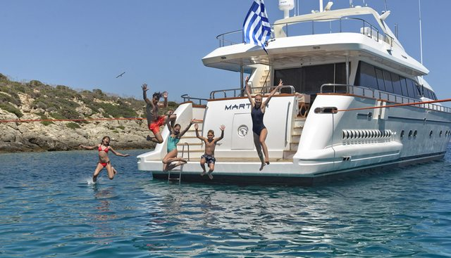 Martina Charter Yacht - 5