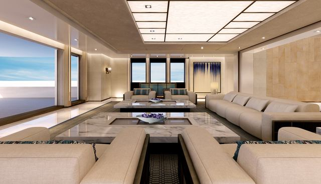 Illusion Plus Charter Yacht - 8