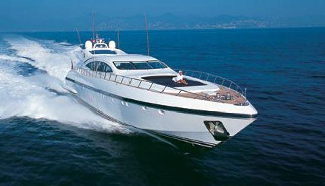 King Charter Yacht