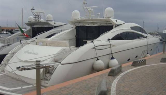Predator 82 Charter Yacht - 7