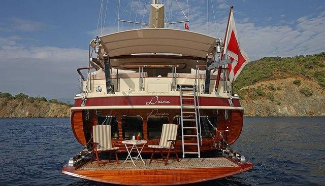 Daima Charter Yacht - 5