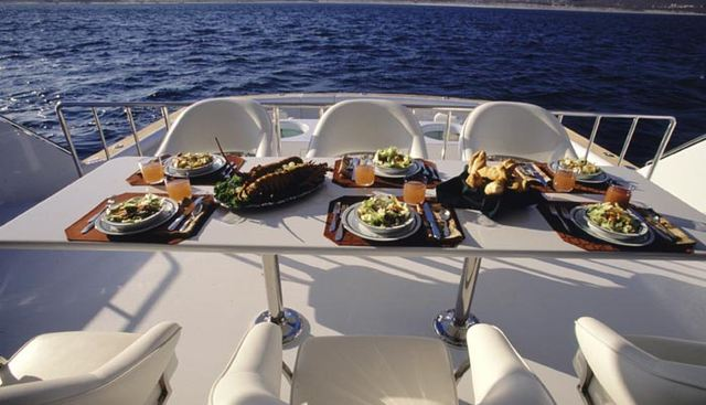 American Made Charter Yacht - 4