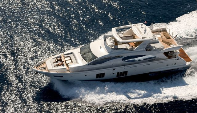 Knot Broke Charter Yacht