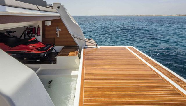 Maria Theresa Charter Yacht - 5