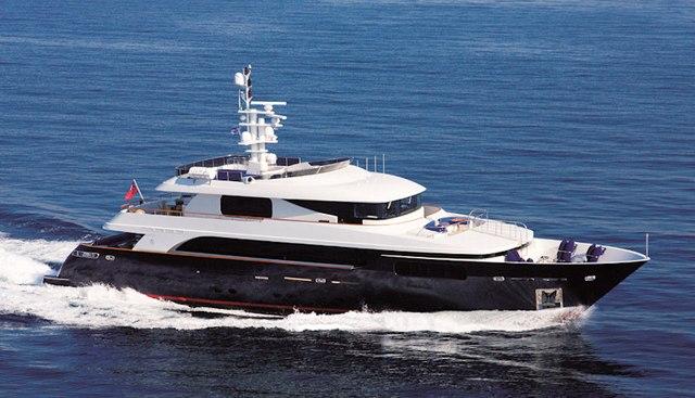 Julie X Charter Yacht