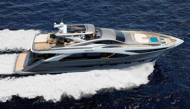 Amer Cento Charter Yacht